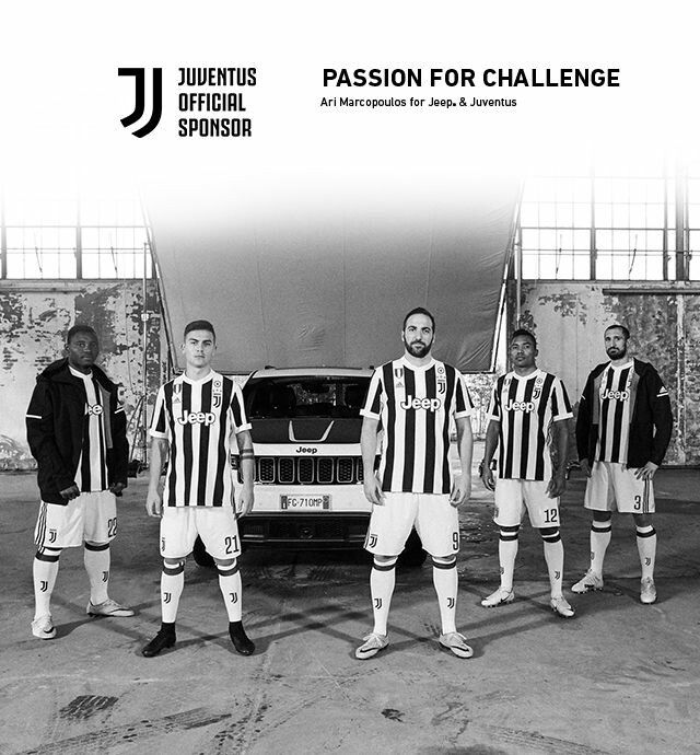 Jeep and Juventus / Photographer: Ari Marcopoulos