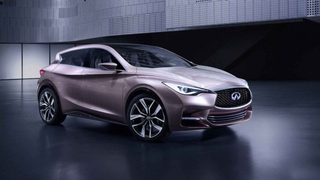 INFINITI / Photographer: René Staud